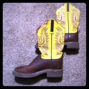 Lucchese 2000 Boots